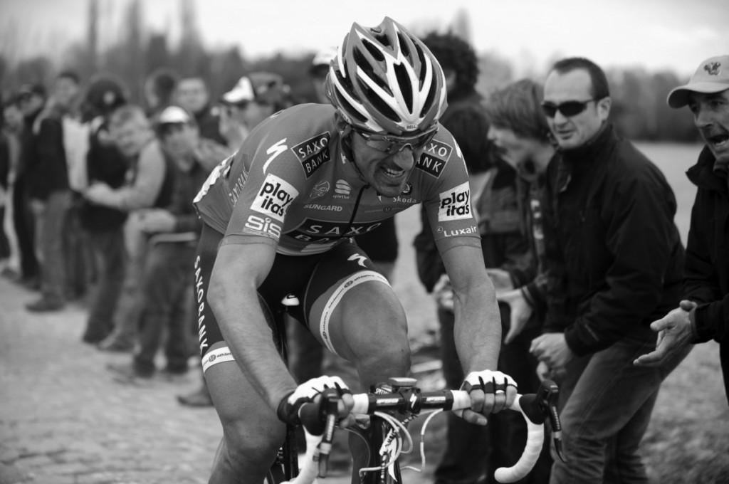 Cancellara wint in 2010